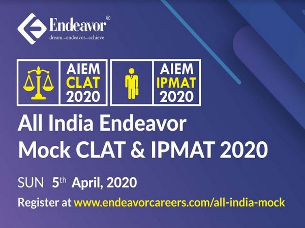 All India Endeavor Mock - CLAT and IPMAT 2020