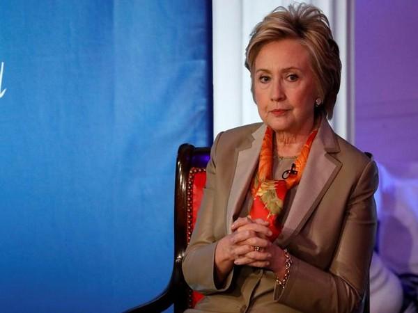 Former US State Secretary Hillary Clinton (File photo)