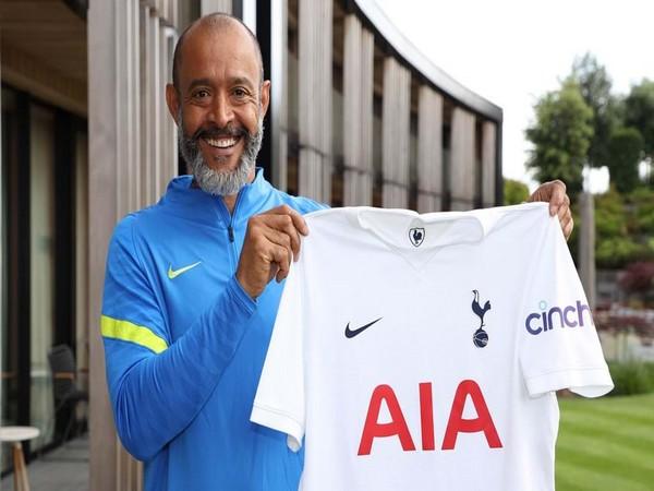 Nuno Espirito Santo appointed Tottenham's new head coach (Photo/ Tottenham Hotspur)