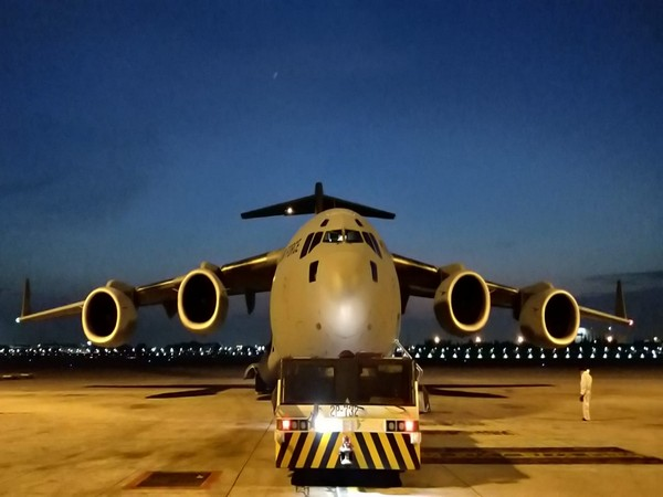 Human remains found in wheel well of military plane that departed from Kabul: US Air Force