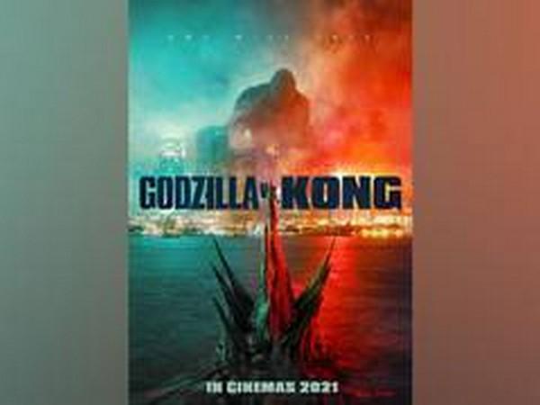 'Godzilla vs. Kong' poster (Image source: Twitter)