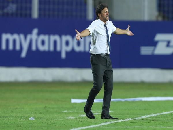 Bengaluru FC coach Carles Cuadrat (Photo/ Sportzpics)