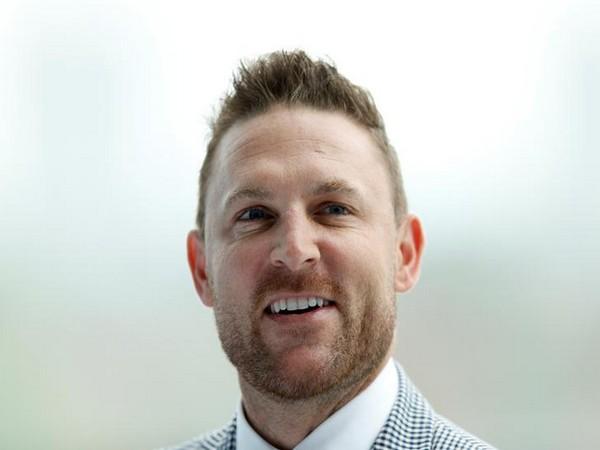 KKR head coach Brendon McCullum
