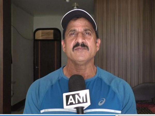 Shaili Singh's ex-coach Arjun Singh