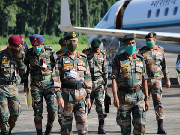 Chief of Army Staff, General MM Naravane arrived in Tezpur on Thursday.