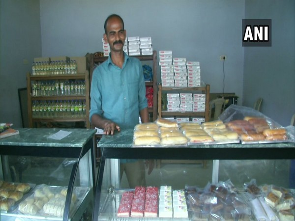 The 'Freedom Prison Bazzar' in Tamil Nadu's Coimbatore where prisoners manufacture and sell food items and other stuffs. Photo: ANI.