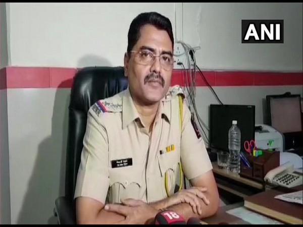 Shivaji Fadtare, senior Police Inspector, Colaba Police Station talking rto ANI on Monday
