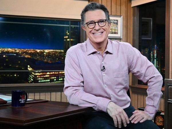 Stephen Colbert (Image source: Instagram)