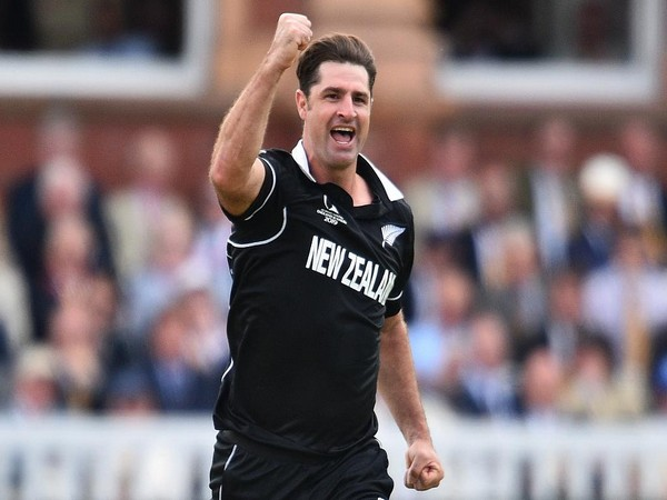 New Zealand all-rounder Colin de Grandhome (Photo/ICC Twitter)