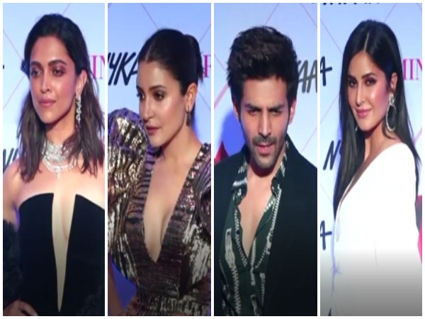 The ceremony was bedazzled with a number of industry A-listers donning all sorts of glamourous outfits