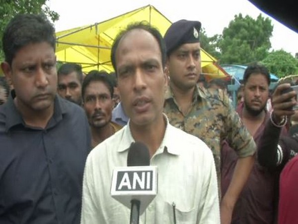 The Bhopal Collector Tarun Pithore spoke to ANI on Friday. Photo/ANI