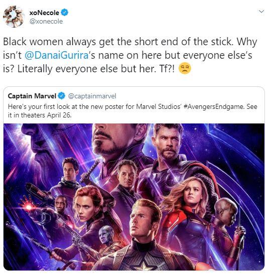 Marvel Releases New Avengers Endgame Poster After Facing Backlash