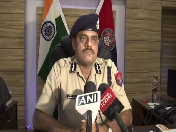 Commissioner of Police Guwahati, Deepak Kumar speaking to media on Thursday.