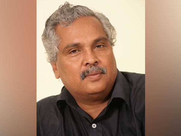 CPI Rajya Sabha MP Binoy Viswan [File photo/ANI]