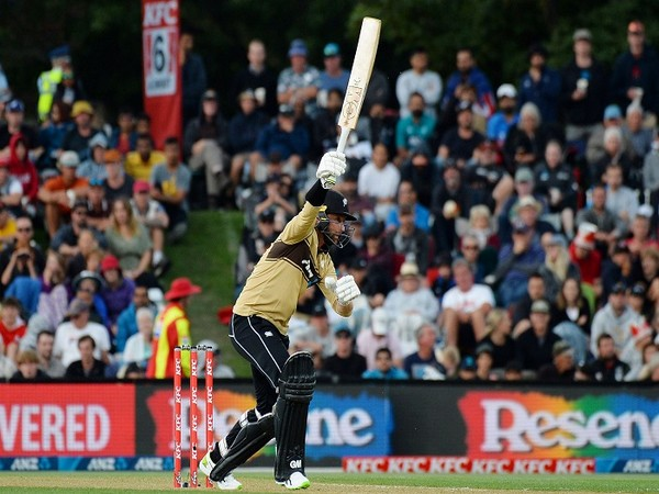New Zealand batsman Devon Conway (Image: ICC)