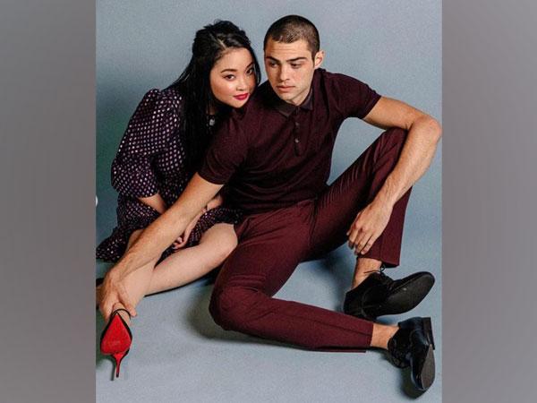 Lana Condor and Noah Centineo (Image source: Instagram)