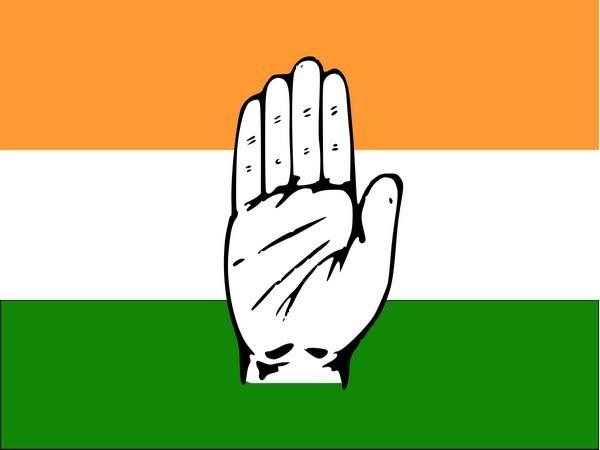 Congress party's electoral symbol