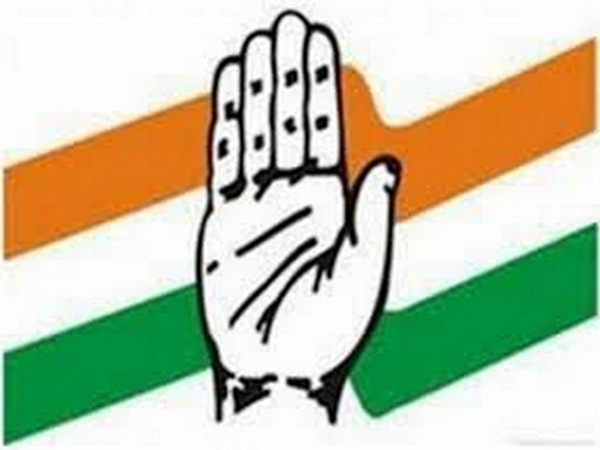 Logo of Congress party