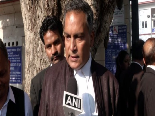 Advocate AP Singh, representing the convicts in Nirbhaya case speaking to ANI in New Delhi on Wednesday.