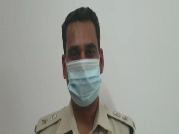 Bhubaneswar Deputy Commissioner of Police (DCP) Umasankar Dash (Photo: ANI)