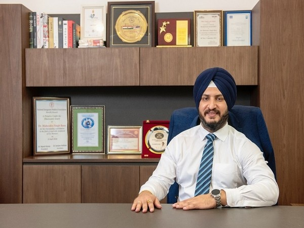 CEO of Jagat Pharma & Director of Dr. Basu Eye Hospital, Dr. Mandeep Singh Basu has been offering holistic eye treatments through superior quality herbal eye solutions and Ayurvedic medicines.