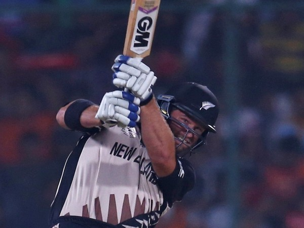 New Zealand all-rounder Corey Anderson