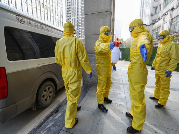 The virus originated in the Chinese city of Wuhan in December and has since then spread to various cities around the world