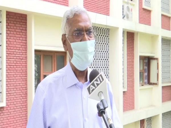 CPI leader D Raja speaking to ANI on Tuesday