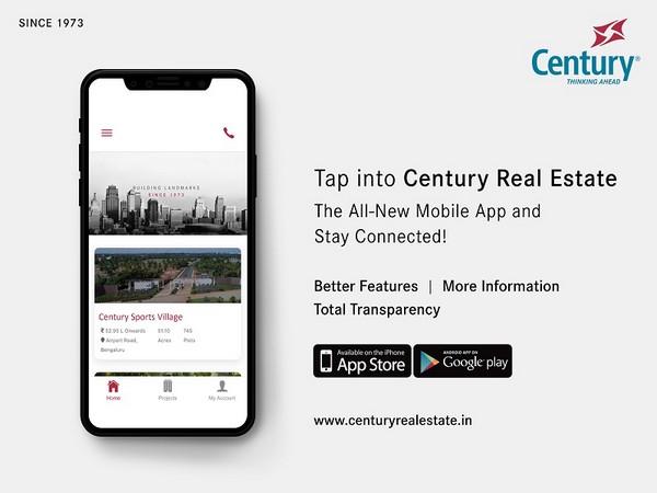 Century Real Estate Holdings Pvt Ltd