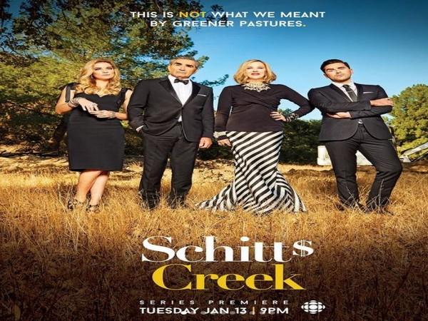 Poster of 'Schitt's Creek' (Image source: Instagram)