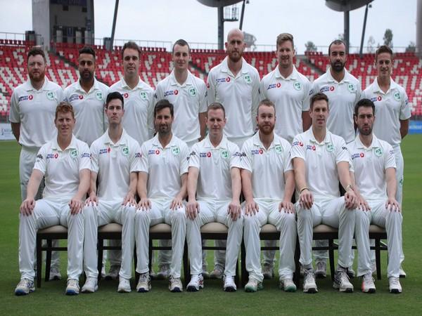 Team Ireland (Photo/Cricket Irealand)