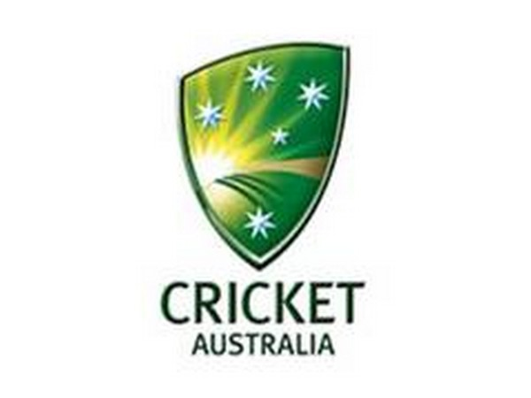 Cricket Australia logo.