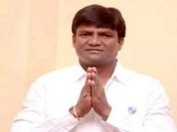BJP MLA Dhullu Mahato (Picture courtesy: Dhullu Mahato website)