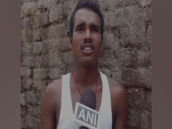 Brother of CRPF jawan killed in IED blast talking to ANI on Thursday in Nalanda Bihar