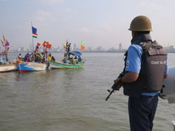 The Indian Coast Guard has initiated various measures in co-ordination with West Bengal and Odisha. Photo/ANI