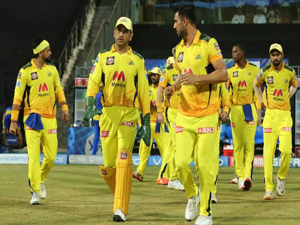 CSK is on top of the points table (Image: BCCI/IPL)