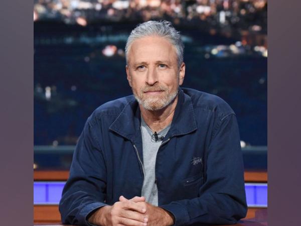 Jon Stewart (Image Source: Instagram)