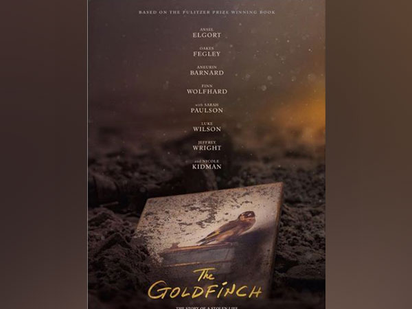 The Goldfinch poster, Image Courtesy: Instagram