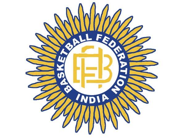 Basketball Federation of India logo