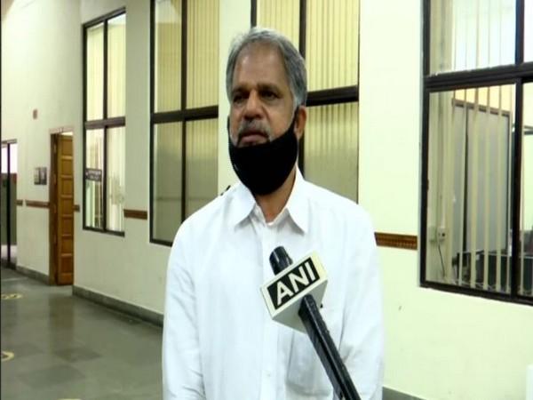 Left Democratic Front Convener, A Vijayaraghavan (File Photo/ANI)