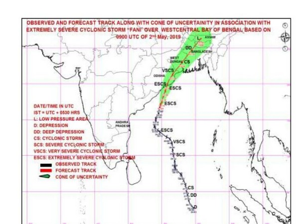 Cyclone Fani: Indian Navy deploys ships for rescue and relief operations