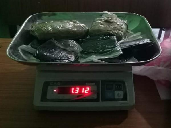Visual of the seized contraband (Photo/ANI)