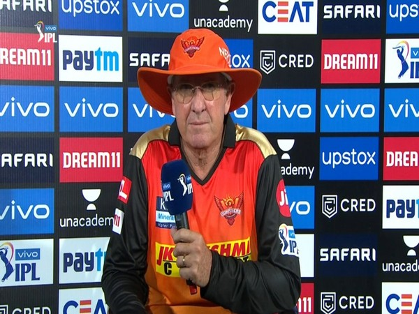 SRH coach Trevor Bayliss (Photo/ IPL)