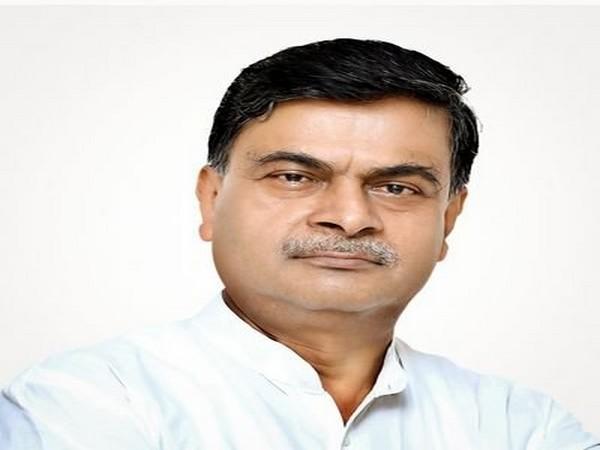 Union Power Minister R K Singh (Photo courtesy: Twitter)