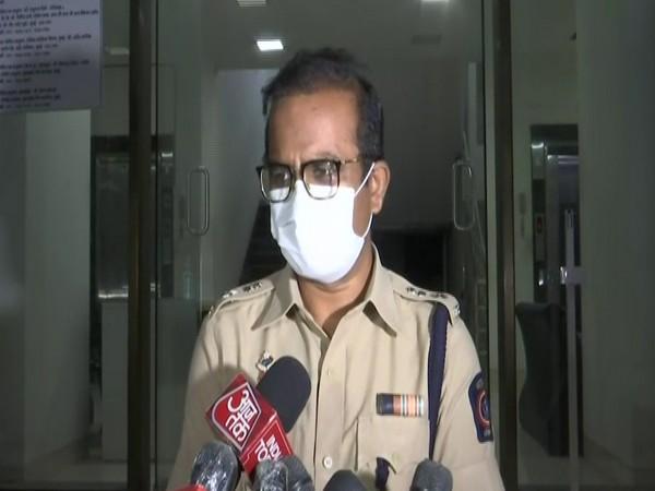 Mumbai Police DCP Manjunath Singe (Photo/ANI)