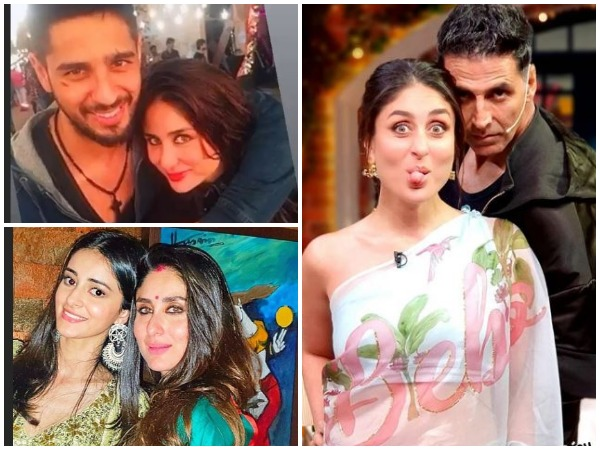 Pictures posted by Bollywood stars (Image courtesy: Instagram)