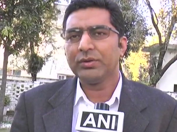 Shahid Iqbal Choudhary, District Magistrate/Development Commissioner, Srinagar. (File photo)