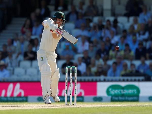 Australia's opening batsman David Warner