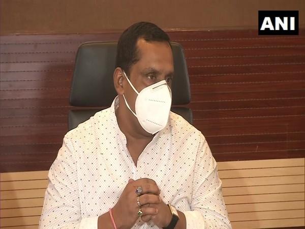 Jharkhand Health Minister Banna Gupta on Thursday. (ANI)
