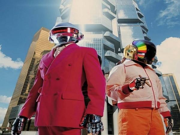 Daft Punk (Image source: Instagram)